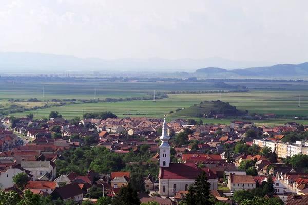Sacele-panorama