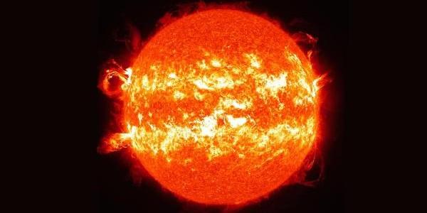 5 ani de activitate a Soarelui în trei minute