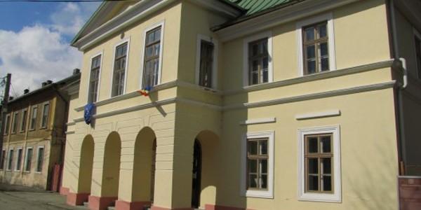 """CARAŞ-SEVERIN: Teatrul """"Mihai Eminescu"""""""