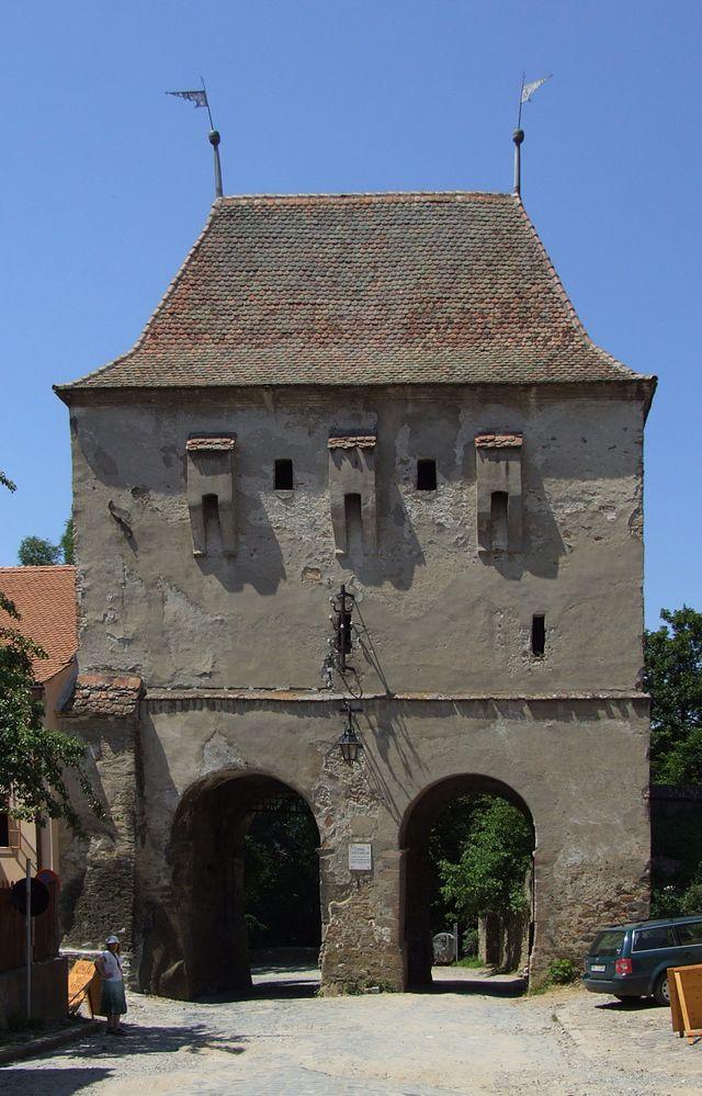 Turnul-croitorilor-Sighisoara