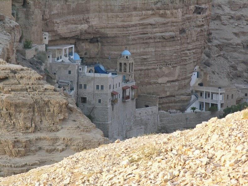 Wadi Qelt3