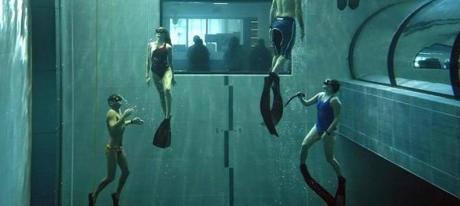 Cea mai adâncă piscină din lume