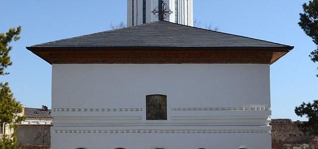 BUZĂU: Biserica brâncovenească din Râmnicu Sărat