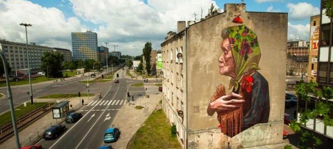 Arta stradală a polonezilor Sainer şi Bezt (Etam Cru)