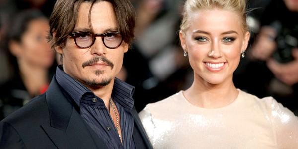 Johnny Depp s-a căsătorit cu actriţa americană Amber Heard