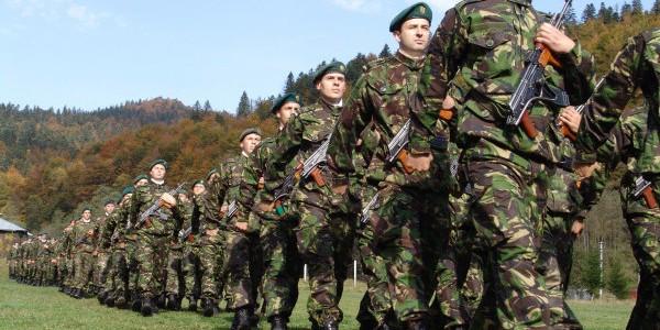 MapN: NU există un proces de mobilizare a rezerviştilor şi de recrutare a tinerilor