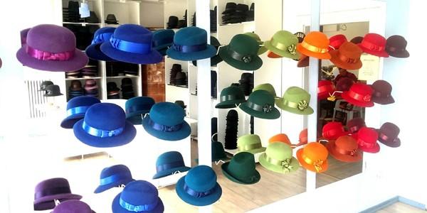 Pălăriile produse la Sebeş sunt purtate în întreaga lume