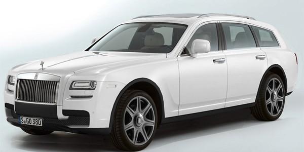 Rolls-Royce va lansa un SUV de lux