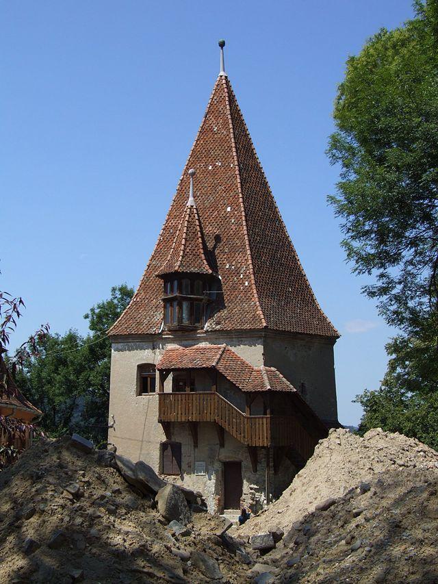 turnul -cizmarilor-Sighisoara