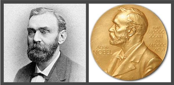 Testamentul manuscris al lui Alfred Nobel, prezentat prima oară marelui public