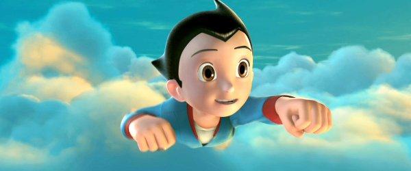 Astro Boy ajunge pe marile ecrane