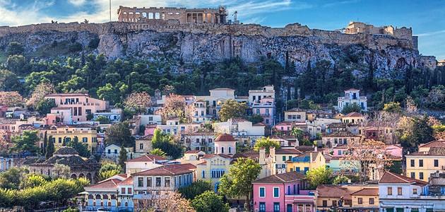 Atena, un oraş venerat de zei