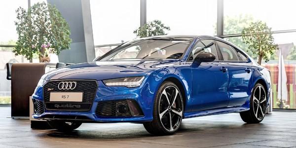 Audi: numele iniţial a fost Horch