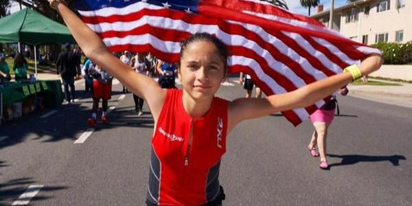 O fată de 12 ani a alergat 7 maratoane pe 5 continente
