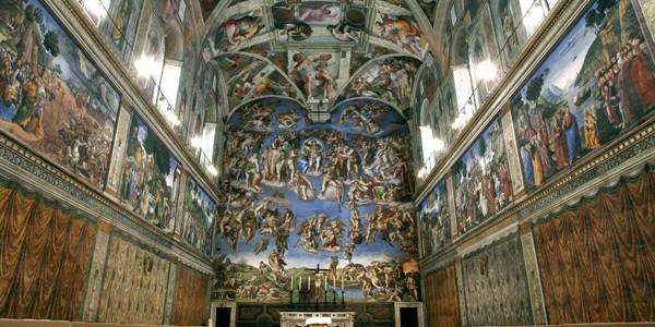 Sfântul Scaun – Capela Sixtină