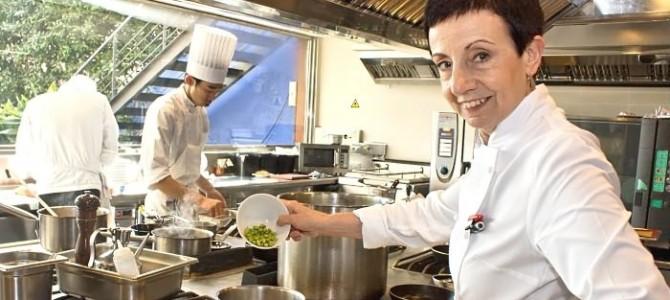 Carme Ruscalleda, singura femeie chef din lume care deţine 7 stele Michelin