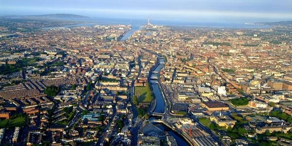 "Dublin – ""oraş global de tip Alpha"""
