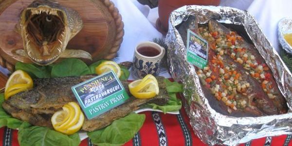 Festivalul Păstrăvului de la Tismana