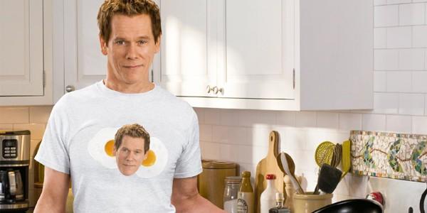 """Actorul Kevin Bacon face reclamă la """"Ouă cu… Bacon"""""""