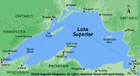 Cel mai mare lac cu apă dulce din lume