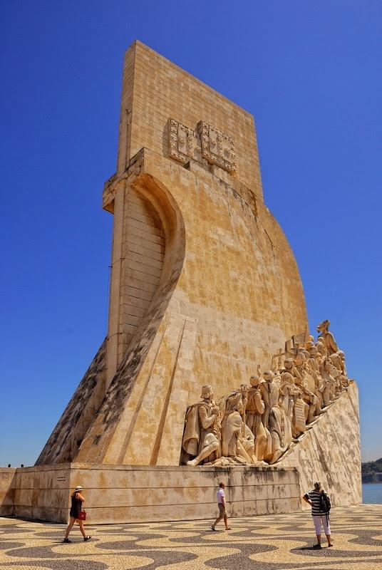 Monumentul Descoperirilor-Lisabona-05