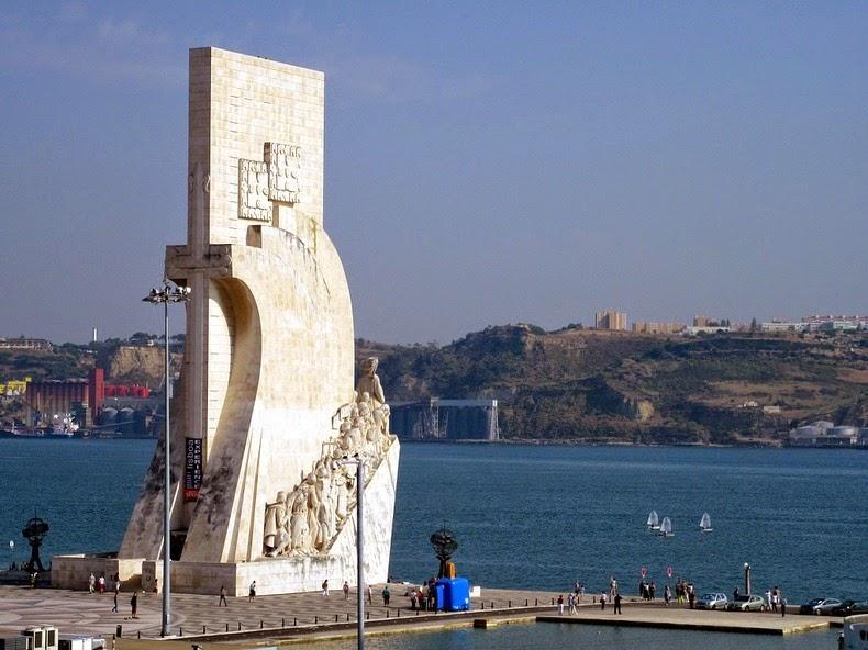 Monumentul Descoperirilor-Lisabona-10