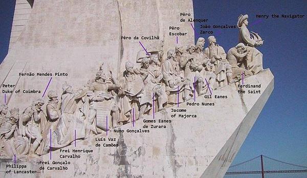 Monumentul Descoperirilor-Lisabona-11