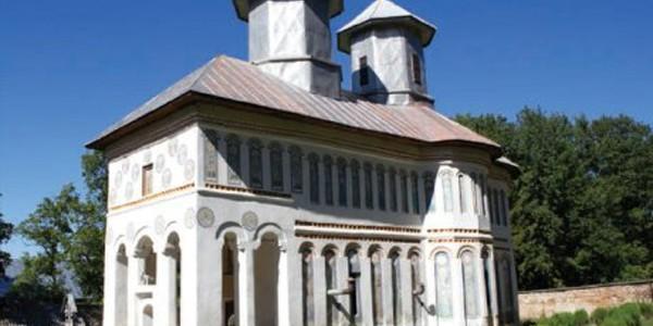 Fosta Mănăstire Flămânda, locul unde este înmormântat primul cronicar al Ţării Româneşti