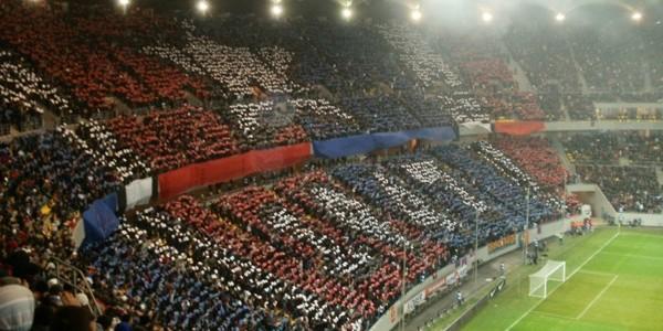 FC Steaua deţine palmaresul şi culorile echipei
