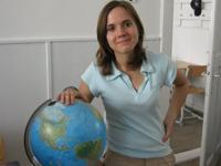 Ştefania Ursică: Cea mai bună din lume la Geografie