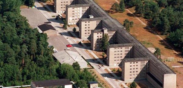 Uriaşul complex turistic construit de Hitler şi rămas neinaugurat