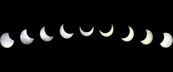 Eclipse de Soare vizibile din România