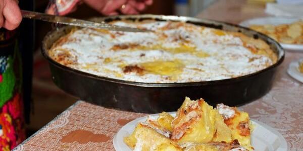 Secretul plăcintei sârbeşti