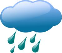 Vreme în răcire şi precipitaţii slabe cantitativ