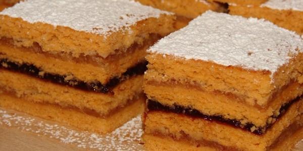 Delicioase prăjituri de post, simplu şi rapid de preparat