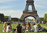 Burse de studii în Franţa