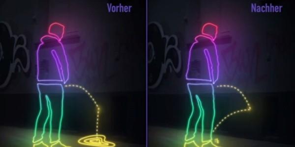 Măsură inedită împotriva celor care urinează pe ziduri