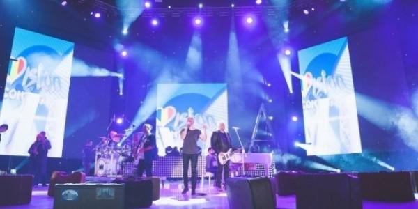 Trupa Voltaj va reprezenta România la Eurovision