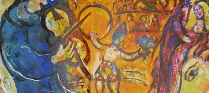 Expoziţie de litografii franceze inspirate din lumea circului