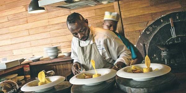 """Christian Yumbi: de la spălător de vase, la """"Star chef"""""""