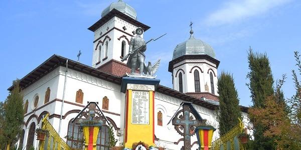Pietrari, comuna unde s-a născut Rebusul