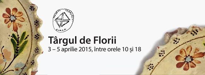 Târg de Florii şi expoziţii la Muzeul Ţăranului Român