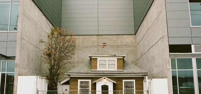Legendara casă a lui Edith Macefield