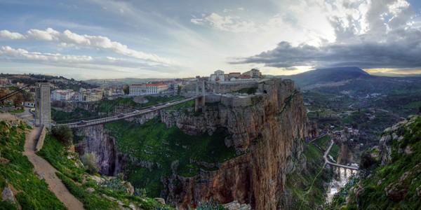 Oraşul algerian Constantina, Capitala culturii arabe 2015