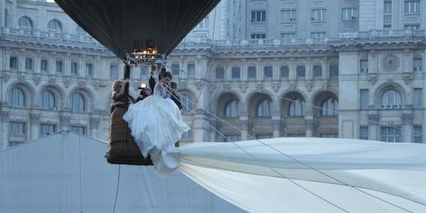 Cea mai lungă trenă a unei rochii de mireasă