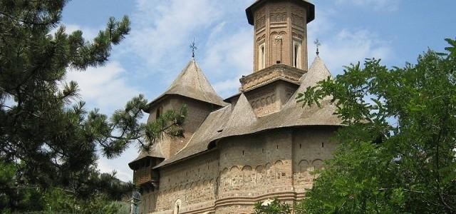 Biserica-fortăreaţă Precista, cel mai cunoscut lăcaş gălăţean