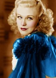 """Ginger Rogers, partenera """"de aur"""" a lui Fred Astaire"""