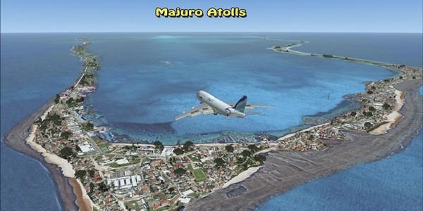 Majuro, atracţia Insulelor Marshall