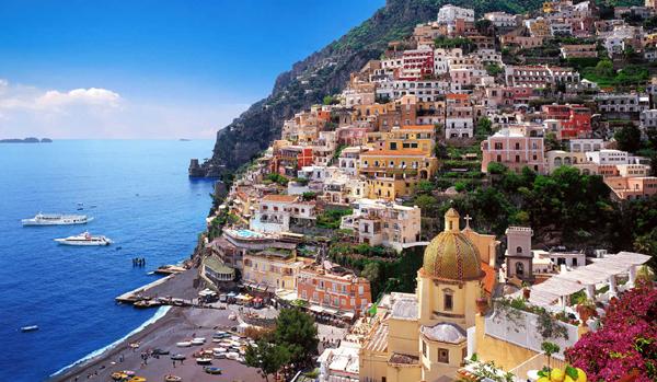 Positano-Italia