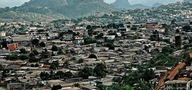 Yaounde, un oraş unic printre capitalele Africii de Vest